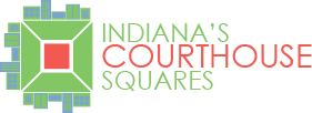 Indiana Courthouse Squares